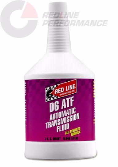 REDLINE OIL D6 ATF AUTOMATIC GEAR OIL - Redline Performance