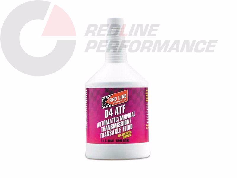 REDLINE OIL D4 ATF AUTOMATIC GEAR OIL - Redline