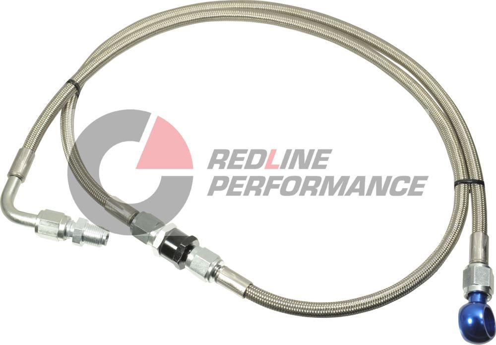 PROFLOW FALCON XR6T BA OIL FILTER LINE KIT - Redline Performance